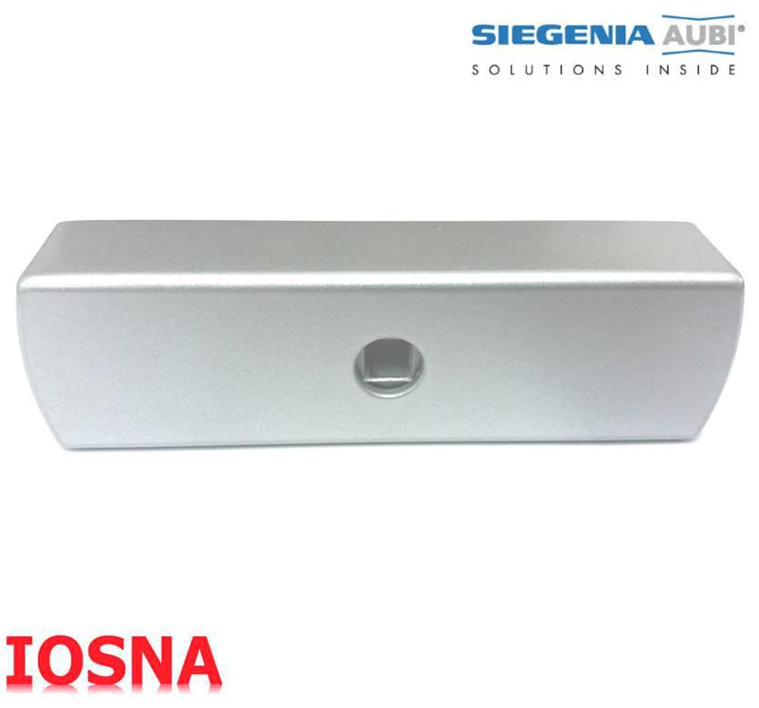 Roseta  base, SI-LINE  LM color plata, Siegenia