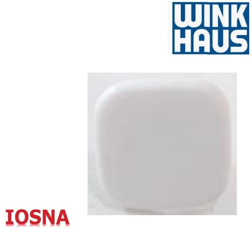 Tapon bisagra, color blanco P700, Winkhaus